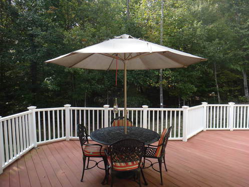 composite deck medfield ma